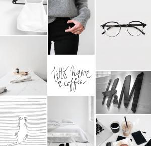 PATRYCJA PIANKOWSKA: JANUARY INSPIRATIONS | white