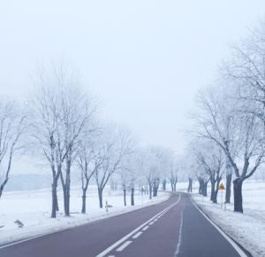 PATRYCJA PIANKOWSKA: the creator of your life: winter landscapes / photos