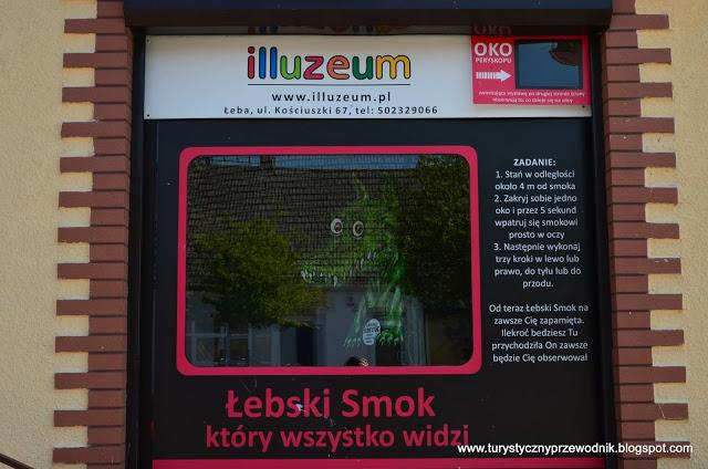 Podróże Dwóch Włóczykijów  ~  Two Gadabouts' Journeys: illuzeum, czyli Muzeum Iluzji w Łebie - polecamy! [illuzeum - Museum of Illusions in Leba, Poland]