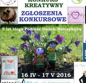 Podróże Dwóch Włóczykijów  ~  Two Gadabouts' Journeys: Prace konkursowe zgłoszone w naszym Włóczykijowym Konkursie Kreatywnym z okazji 5-tych Urodzin Bloga - zapraszamy do obejrzenia