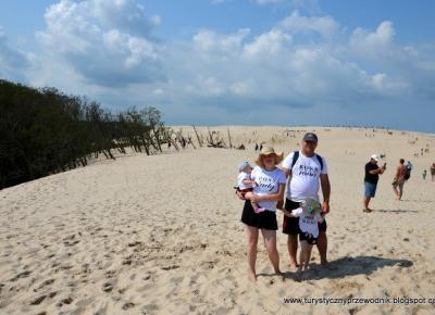 Podróże Dwóch Włóczykijów  ~  Two Gadabouts' Journeys: Ruchome wydmy w okolicach Łeby nad Bałtykiem [Moving dunes near Łeba on the Baltic Sea, Poland]