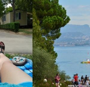 Podróże Dwóch Włóczykijów  ~  Two Gadabouts' Journeys: Bella Italia - camping w miejscowości Peschiera del Garda we Włoszech [Bella Italia - camping in Peschiera del Garda in Italy]