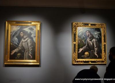 """Podróże Dwóch Włóczykijów  ~  Two Gadabouts' Journeys: El Greco i jego 7 obrazów w Polsce - czyli o tym jak wyglądała wystawa """"Ars Sacra El Greca"""" w Siedlcach [El Greco and his 7 paintings i"""