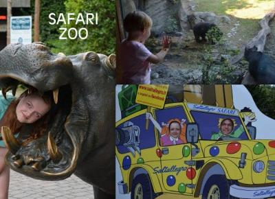 Podróże Dwóch Włóczykijów  ~  Two Gadabouts' Journeys: Parco Natura Viva - ogromne Zoo we Włoszech, które warto odwiedzić [Parco Natura Viva - A huge Safari Zoo in Italy]