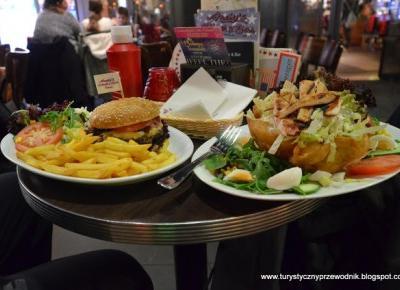 Podróże Dwóch Włóczykijów  ~  Two Gadabouts' Journeys: Gdzie warto zjeść w Berlinie - polecamy Andy's Diner&Bar Berlin