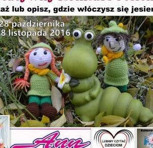 Podróże Dwóch Włóczykijów ~ Two Gadabouts' Journeys: Kreatywny Konkurs Jesienny pt.
