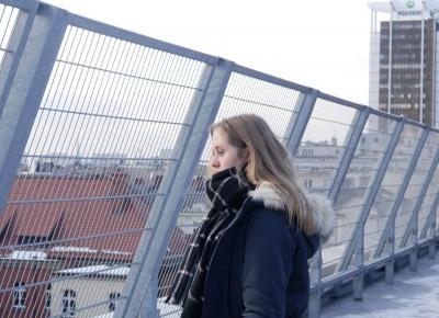 Ciężarówka coca-coli + zdjęcia na dachu?! |twinslife.pl