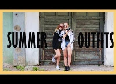 SUMMER OUTFITS 2017 | Twins Life