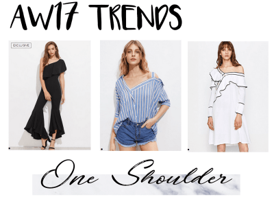 twinslife.pl: AW17 TRENDS| one shoulder