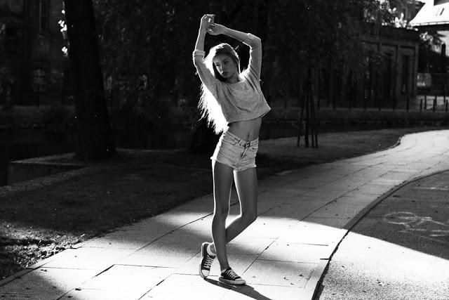 Paulina Podelczuk : Realizuj własne aspiracje.
