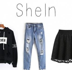 Monika: Wishlist with SheIn