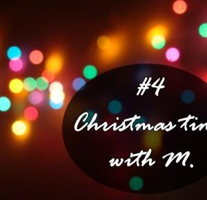Monika: #4 CT with M. | Christmas Tag