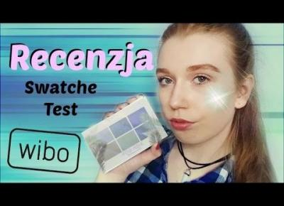 WIBO STAR SHINE| Recenzja, Swatche, Test