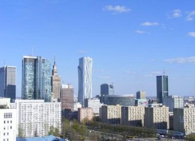 Niehandlowa niedziela w Warszawie – Udomowiony