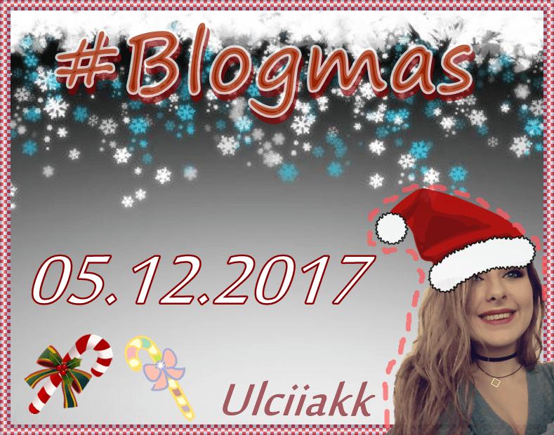 Ulciiakk: Christmas playlist #Top5 songs | #Blogmas2017
