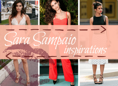 Ulciiakk: Inspirations| Sara Sampaio