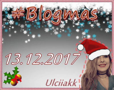 Ulciiakk: Christmas wishlist #Blogmas2017