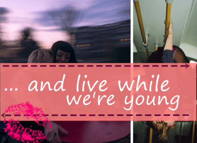 Ulciiakk: live while we're young