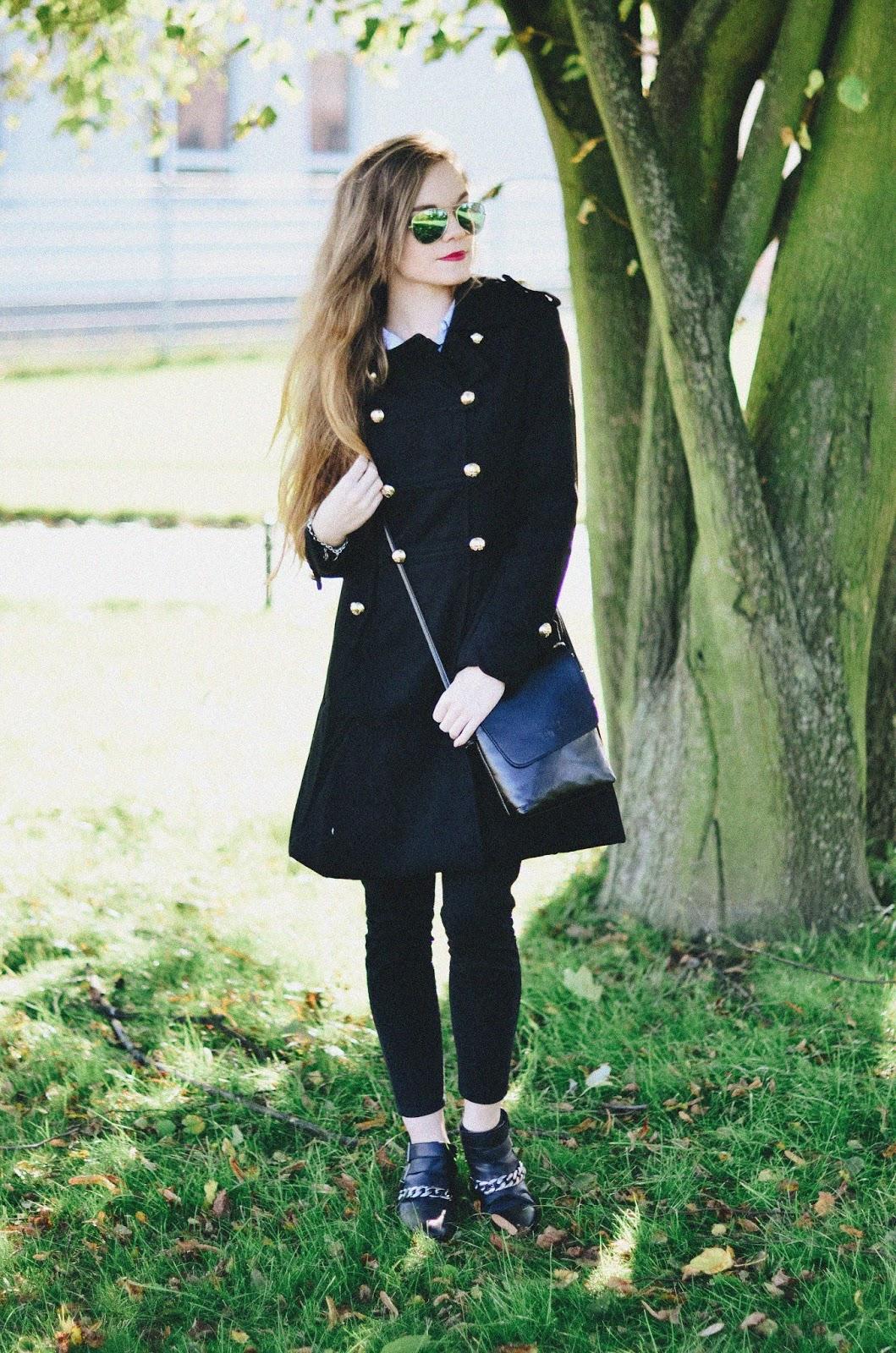 UNCARO: Street Style: Military coat