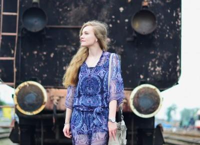 UNCARO: Street style: Summer dress