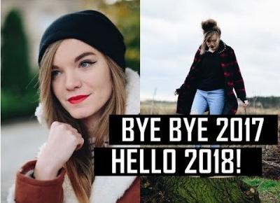 BYE BYE 2017, HELLO 2018! | UNCARO
