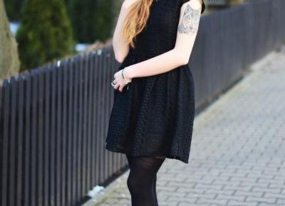 UNCARO: LITTLE BLACK DRESS