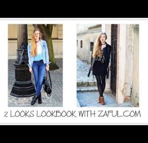 LOOKBOOK WITH ZAFUL.COM - 2 LOOKS | UNCARO