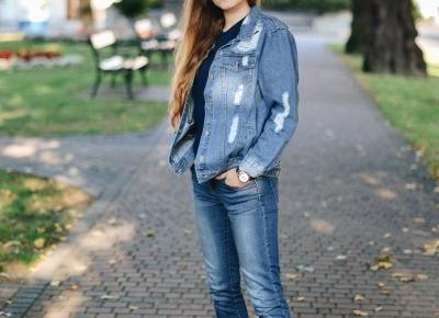 UNCARO: Street Style: JEANS & JEANS