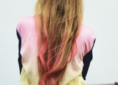 UNCARO: Kolorowe włosy w kilka minut | Joanna Color Spray