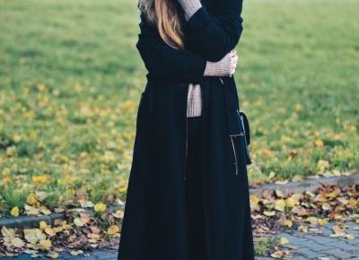 UNCARO: Street Style: Long coat