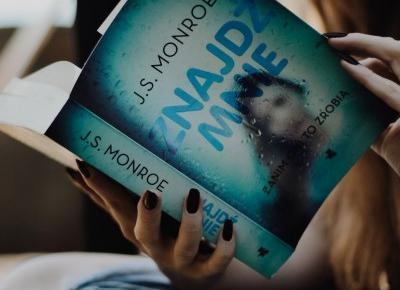 UNCARO: BOOKS | J.S.Monroe - Znajdź mnie