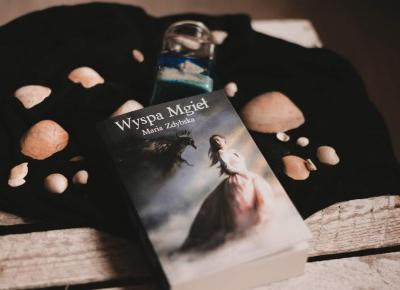 UNCARO: BOOKS: MARIA ZDYBSKA - WYSPA MGIEŁ