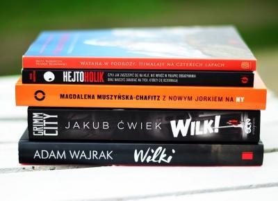 UNCARO: Książkowi ulubieńcy
