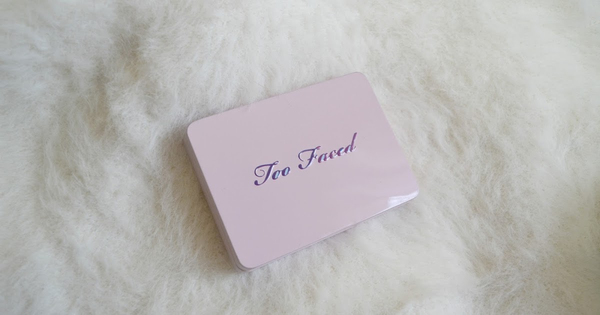 Witch Hearted: Review: Too Faced Totally Cute Palette