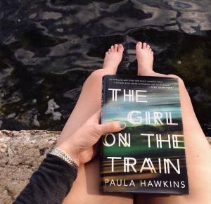 Lajfstajl ironią płynący: Paula Hawkins - ''Dziewczyna z pociągu'' [recenzja]