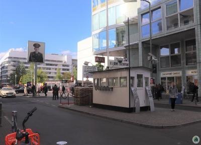 Mur Berliński - kiedyś symbol podziału Europy, dziś atrakcja turystyczna