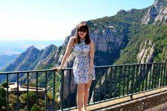 Valentine Marie Rose: Montserrat