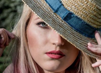 Dżinsowy total look na lato 2017 - serio sądzisz, że dziewczyna na wózku nie może być seksowna?! - Blog o modzie - Sylwia VAMPPIV Błach