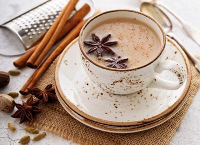 Chai latte - zimowa alternatywa dla kawy