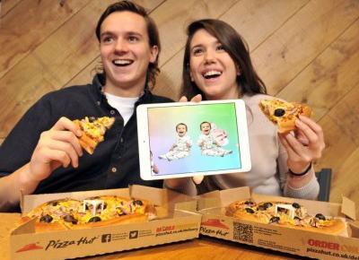 Pizza Hut wprowadza pizzę poprawiającą nastrój