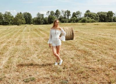 Przegląd wakacyjnych kombinezonów  | vanilliowynotes.pl | Blog modowy recenzje kosmetyków lifestyle