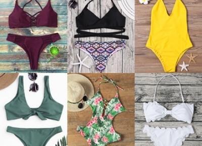 kostium kąpielowy - azjatycka strona a sieciówka | Vanillia