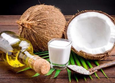 Dlaczego warto używać oleju kokosowego?