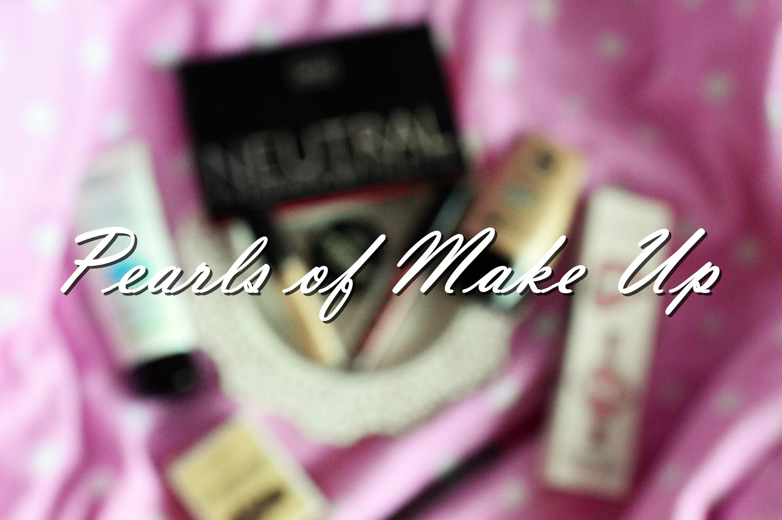 Pearls of make up - Dear Diary by W.Komenda