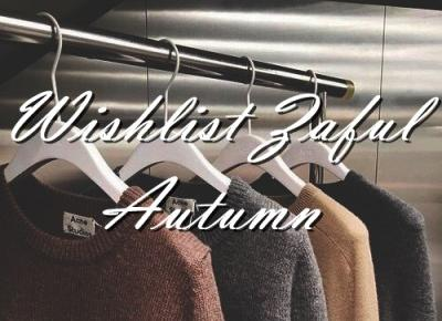 Wishlist Zaful| Autumn - Dear Diary by W.Komenda