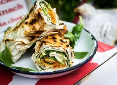 Jestem wege, ale kebaba zjeść mogę! | Vegan Taste