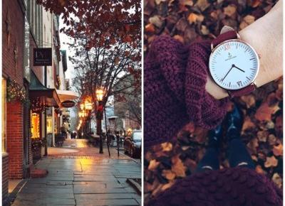 Jesienne inspiracje + dlaczego lubię jesień | Autumn inspirations + why I like autumn