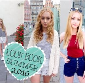 summer look book 2016