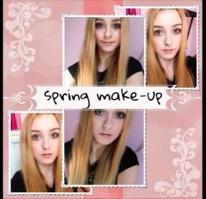 ♡ My spring make-up tutorial ♡