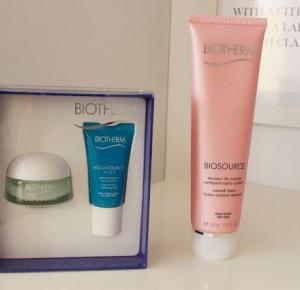 Werka: Moje kosmetyki z Biotherm